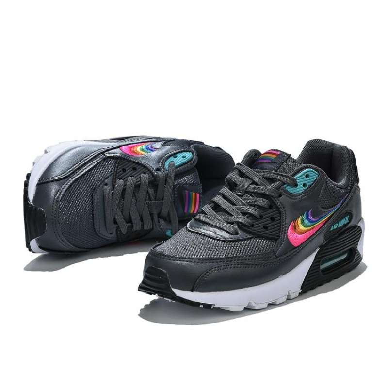NIKE AIR MAX 90 ESSENTIAL Women's Running Shoes and men's Running Shoes Outdoor Sneakers รองเท้าวิ่งNikeผู้ชาย รองเท้าวิ่งNikeผู้หญิง